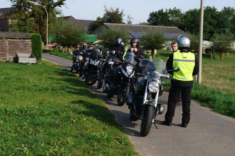 Rückblick Auf Die 1. Motorradtour Der St. Brigitta Bruderschaft